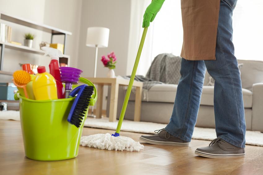 Comment nettoyer votre int rieur de maison qualist - Nettoyage des facades de maison ...