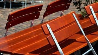 mobilier urbain public